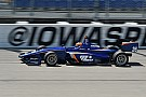 Indy Lights Iowa Indy Lights: Leist stuns his rivals with dominant drive