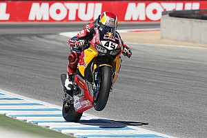 World Superbike Breaking news Gagne relishes chance to replace Hayden at Laguna Seca