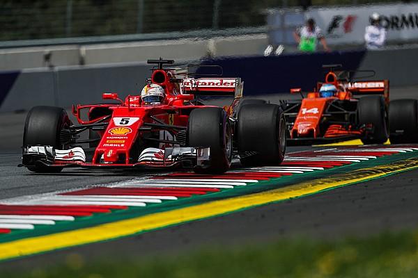 Domenicali : Alonso, Hamilton et Vettel sont