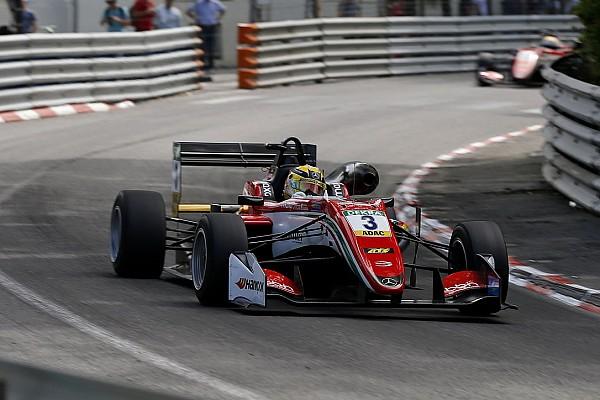 EUROF3 Norris sbatte, Gunther fa il bis e vince il Gran Premio di Pau