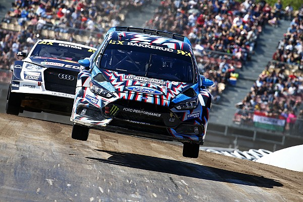 World Rallycross Don't miss World RX LIVE on Motorsport.tv this Sunday