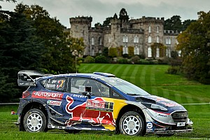 WRC Noticias de última hora Evans quiere que Ogier se quede en M-Sport para 2018