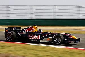 Fotogallery: tutte le monoposto di F1 della Red Bull dal 2005