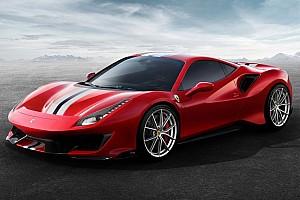 Auto Actualités Vidéo - La Ferrari 488 Pista se dévoile encore plus