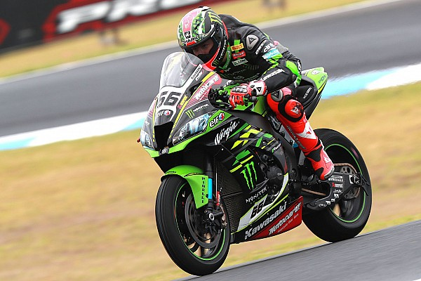Phillip Island WSBK: Sykes matches all-time pole tally