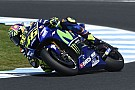 Rossi explains failure to make top 10 in Friday practice