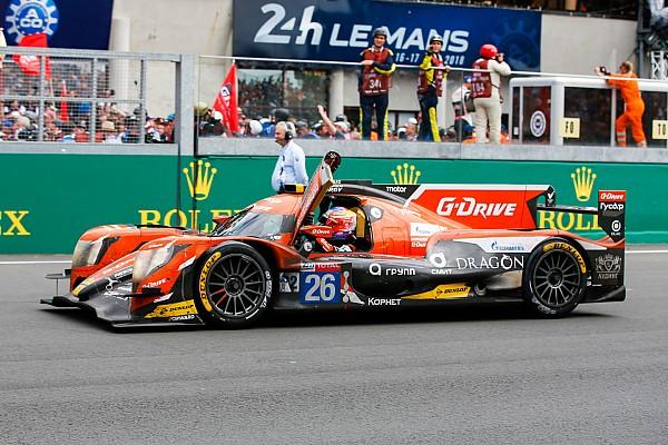 24 heures du Mans Actualités G-Drive Racing disqualifié des 24 Heures du Mans!