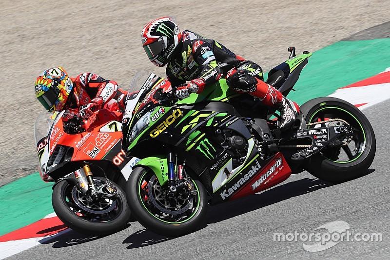 Danilo Petrucci: Rea und Davies gehören in die MotoGP