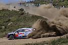 WRC Paddon trasladado al hospital tras accidente en Portugal