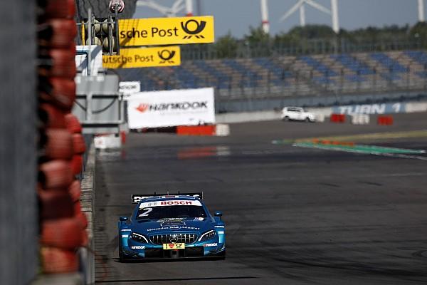 DTM Crónica de Carrera Paffett vence a Wittmann en la carrera 2 en Lausitz