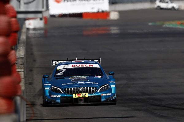DTM Gara Grande vittoria di Gary Paffett in Gara 2 al Lausitzring