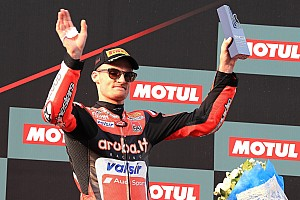 WSBK Репортаж з гонки WSBK, Бурірам: Девіс виграв другу гонку вікенду