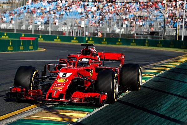Формула 1 Коментар Феттель: Сподіваюсь, у гонці Mercedes вимкне кваліфікаційний режим