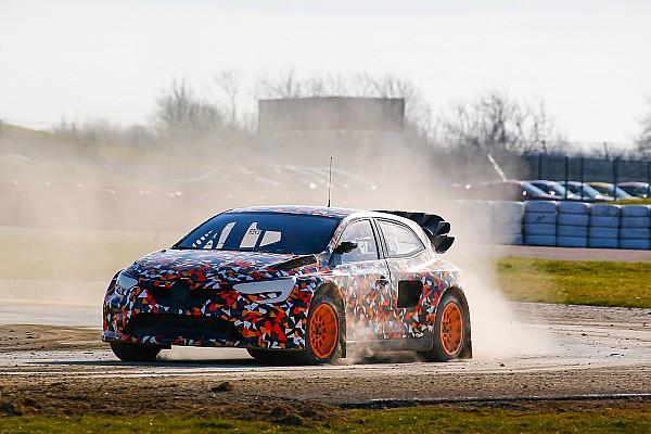 World Rallycross Son dakika Renault Megane World RX aracı tanıtıldı