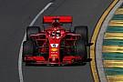 El viernes fue aburrido para Vettel
