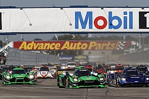 "IMSA Breaking news ESM ""working on a number of scenarios"" to replace Patron"