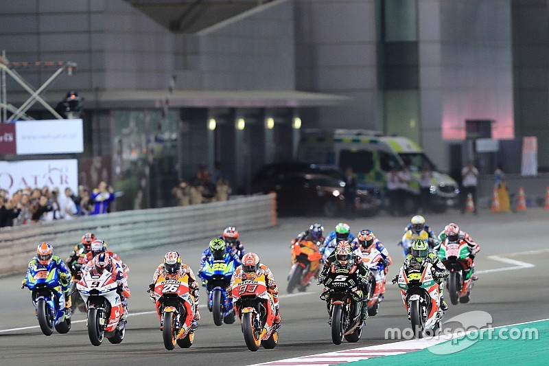 MotoGP masih didesak majukan jadwal Qatar