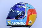 Bildergalerie: Die Helmdesigns der Formel-1-Fahrer 2018
