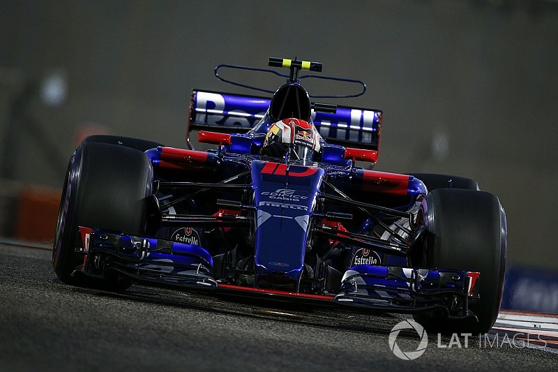 "Toro Rosso ""really stressed"" about losing sixth place"