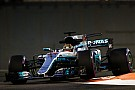 Forma-1 Hamilton és Bottas is jó irányba indult el Abu Dhabiban
