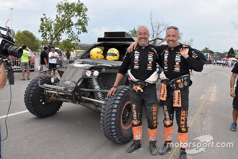 Sogno avverato per i Coronel: hanno finito la Dakar assieme