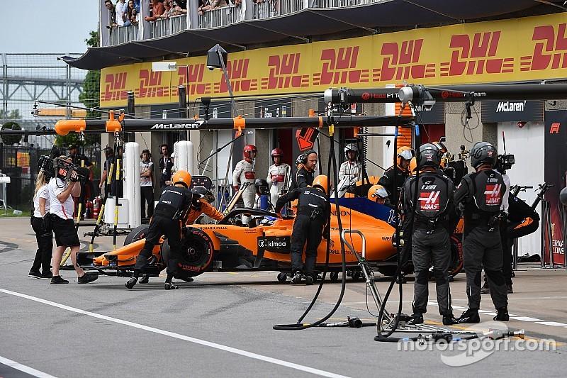 «У нас было много надежд, но решения себя не оправдали». Алонсо объяснил плохую форму McLaren