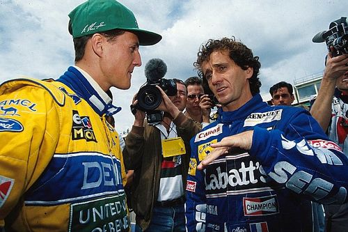 Michael Schumacher vs Alain Prost: How their stats compare