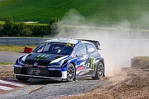 Rallycross-WM Qualifyingbericht WRX Silverstone: Dramatischer Sieg für Kristoffersson