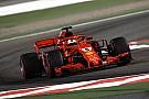 Vettel salue une sensation