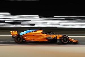 Формула 1 Самое интересное Темнело. Лучшие фото первого дня Гран При Бахрейна
