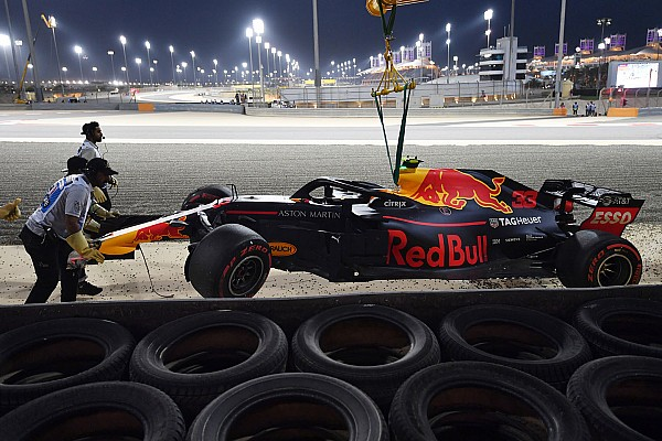Renault engine blameless in Verstappen's Bahrain Q1 crash