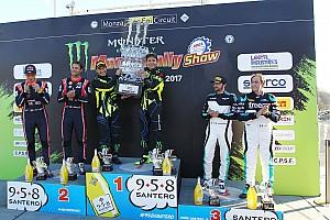 Other rally Reporte de la carrera Rossi remonta y conquista su sexto Monza Rally Show