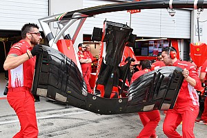 Formula 1 Special feature Austrian GP: Latest F1 tech updates, direct from the garages