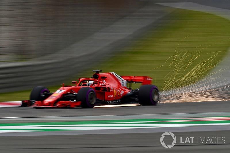 中国FP3:フェラーリがワンツー。リカルドにはまたしてもトラブル発生