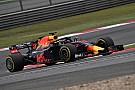 Ricciardo encontró dificultades con las ultrablandas