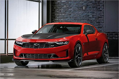 Chevrolet Camaro: Facelift