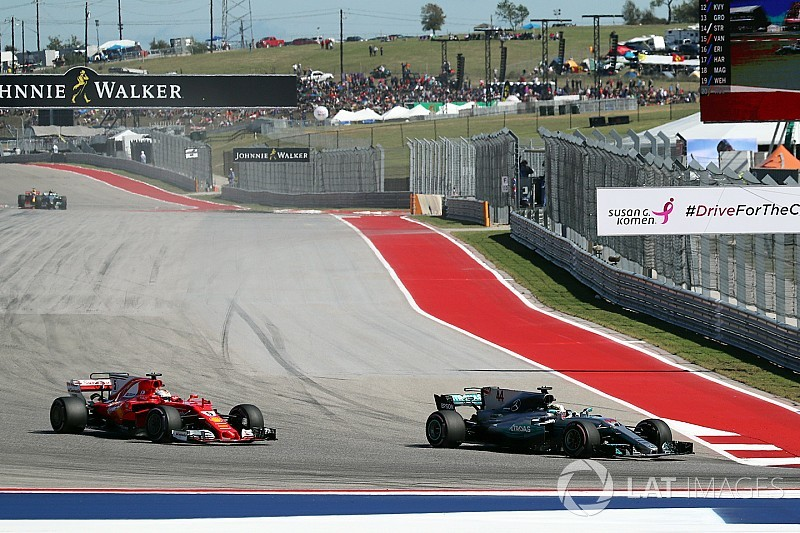 Us Grand Prix >> Live Follow The United States Grand Prix As It Happens