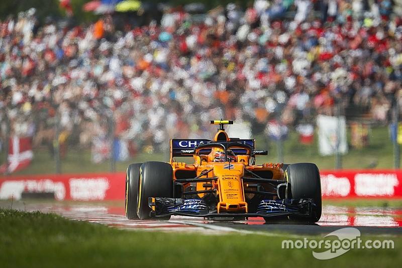 """McLaren-directeur Brown: """"We staan nadrukkelijk achter Stoffel"""""""