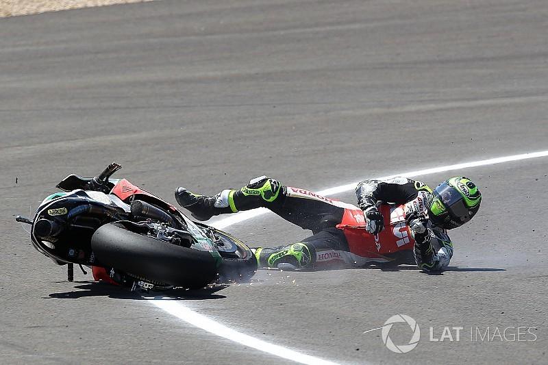 Crutchlow: Márquez não teria vencido tão fácil na minha moto