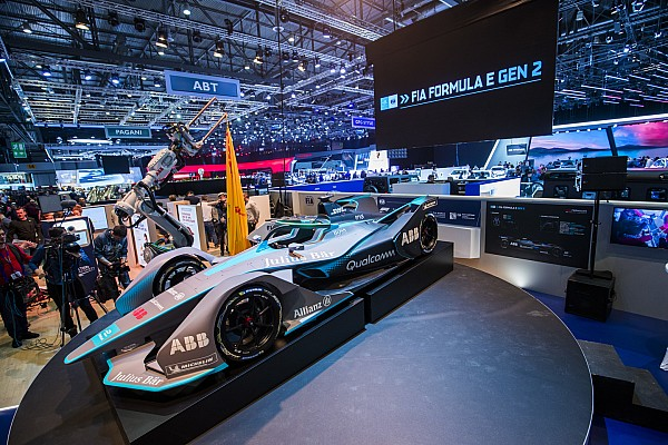 Formula E Special feature Nelson's column: New Formula E car will shake up tactics