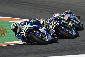 Конкуренти посприяють прогресу Suzuki у MotoGP