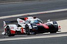 WEC Alonso logró 110 vueltas en Bahrein con el Toyota