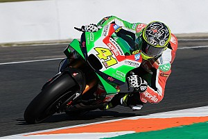 MotoGP Новость Эспаргаро скептически оценил перспективы Aprilia в 2018-м