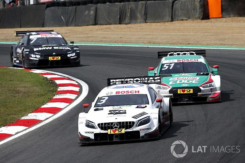 DTM на Брендс-Хетч: Ді Реста привів Mercedes до дублю в неділю