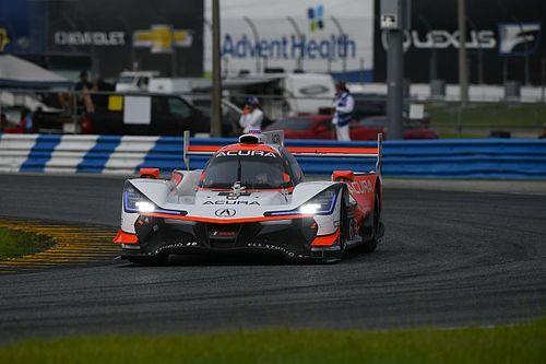 Montoya y Chaves en cuarto y quinto en Daytona