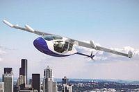6 coches voladores, aún en desarrollo, de marcas de vehículos