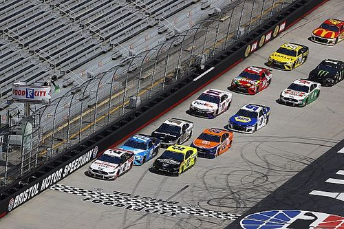 The NASCAR All-Star Race is moving to Bristol for 2020