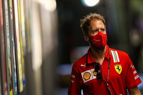 "Horner dice ""definitivamente no"" al regreso de Vettel a Red Bull"