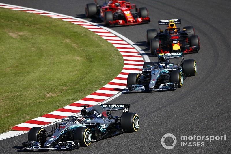 GP Japan 2018: Hamilton cruist zum Sieg, Vettel kollidiert mit Verstappen