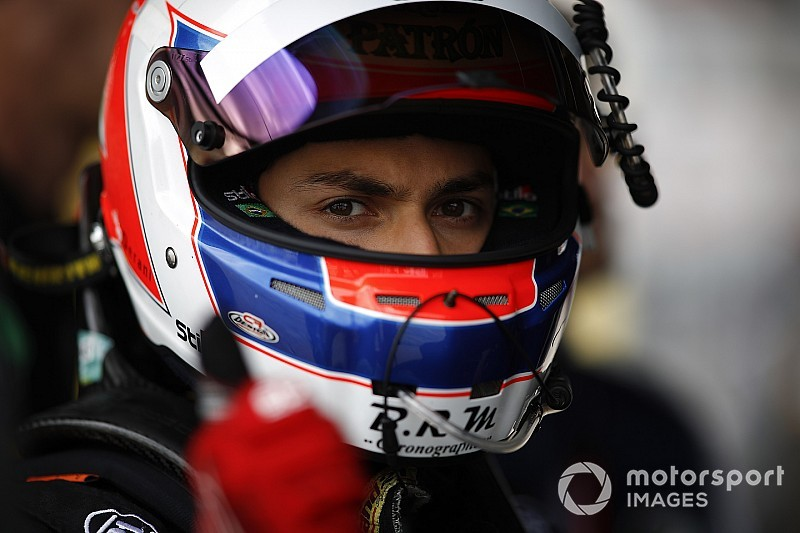 "Derani's expectations ""really high"" for Nasr partnership"